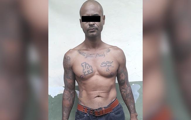 Capturaron en Tapachula a miembro de laMS-13
