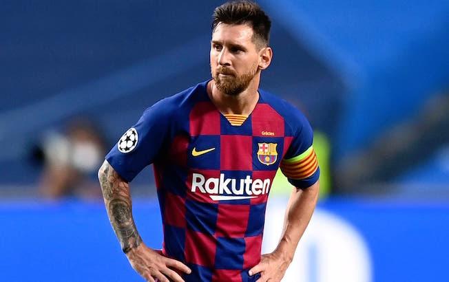Reunión entre los Messi y el FC Barcelona termina sinacuerdos