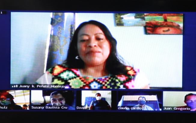 Poeta de Tumbalá ganó concurso de literaturaindígena