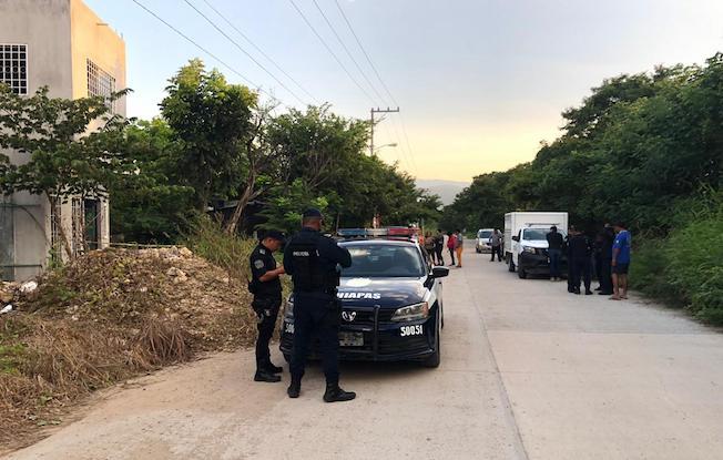 Encuentran a policía sin vida con un tiro en lacabeza