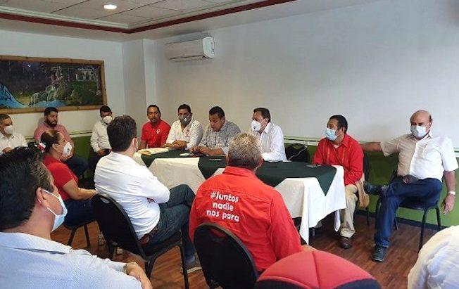 No más clubes al interior del PRI, pide RoveloBáez