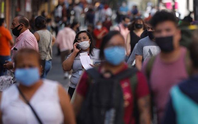 México supera los 600 mil casos y 65 mil muertes porCOVID-19