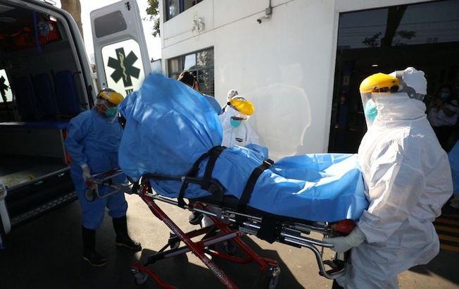 Suman 69 mil muertes por COVID en México; hay 647 milcasos