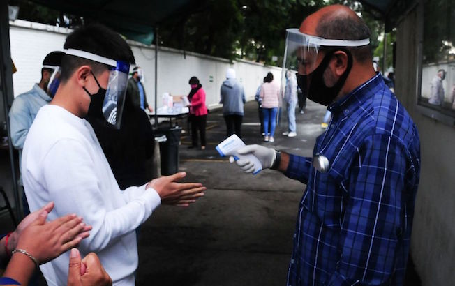 México llega a 668 mil 381 casos; hay 70 milmuertes