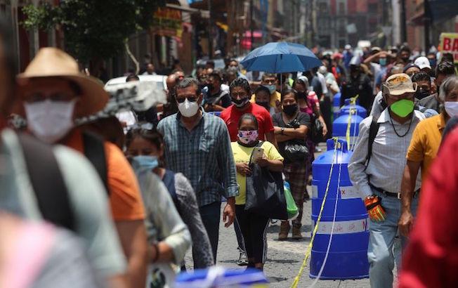 México llega a 634 mil casos de COVID-19; hay 67 milmuertes