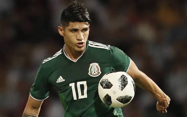 Alan Pulido espera ser convocado a la SelecciónMexicana