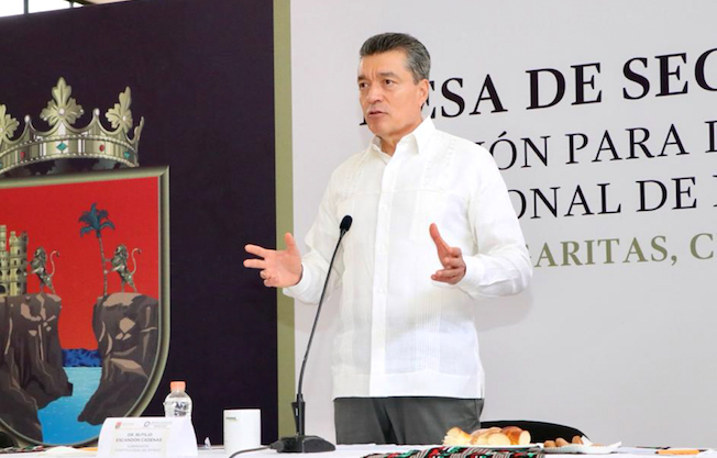 Chiapas es seguro y pacífico: RutilioEscandón