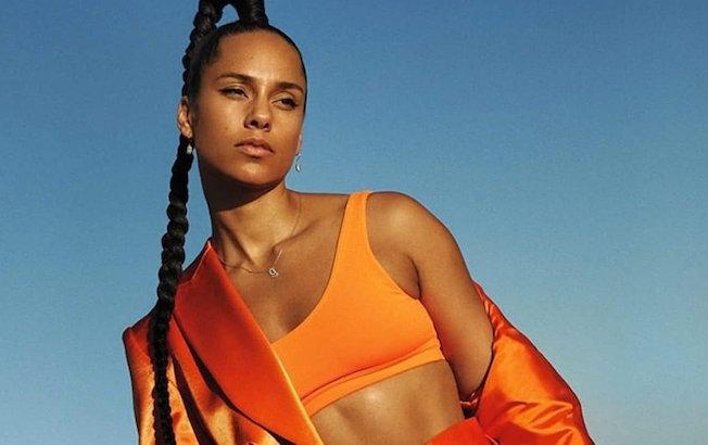"""Alicia Keys publicará el próximo viernes su séptimo álbum, """"ALICIA"""""""
