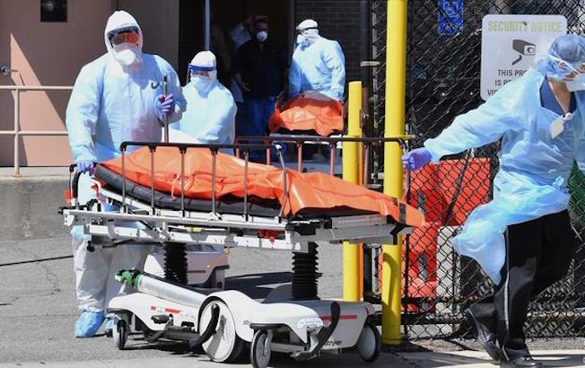 Estados Unidos se acerca a 200 mil muertos porCOVID-19