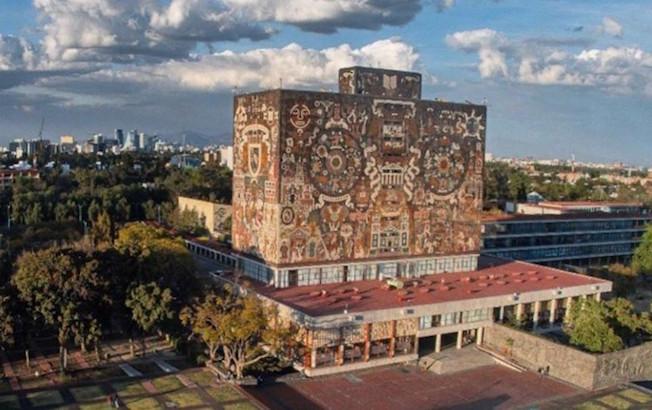 UNAM inicia ciclo escolar a distancia por lapandemia
