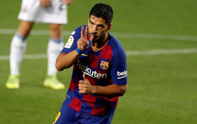 Barcelona y Atlético alcanzan un principio de acuerdo por LuisSuárez