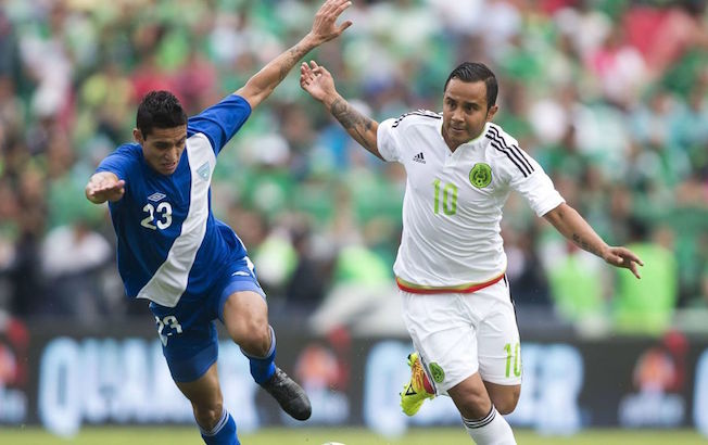 México y Guatemala se enfrentarán el 30 de septiembre en elAzteca